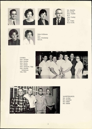 Page 10, 1966 Edition, Burleson Junior High School - Wapiti Yearbook (Burleson, TX) online yearbook collection