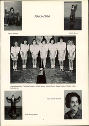 Page 13, 1966 Edition, Burleson Junior High School - Wapiti Yearbook (Burleson, TX) online yearbook collection