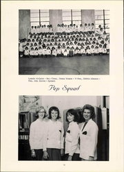 Page 14, 1966 Edition, Burleson Junior High School - Wapiti Yearbook (Burleson, TX) online yearbook collection