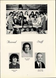 Page 15, 1966 Edition, Burleson Junior High School - Wapiti Yearbook (Burleson, TX) online yearbook collection