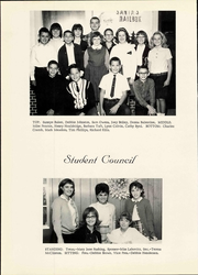 Page 16, 1966 Edition, Burleson Junior High School - Wapiti Yearbook (Burleson, TX) online yearbook collection