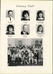 Page 17, 1966 Edition, Burleson Junior High School - Wapiti Yearbook (Burleson, TX) online yearbook collection