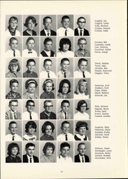 Burleson Junior High School - Wapiti Yearbook (Burleson, TX) online yearbook collection, 1966 Edition, Page 39