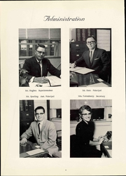 Page 8, 1966 Edition, Burleson Junior High School - Wapiti Yearbook (Burleson, TX) online yearbook collection
