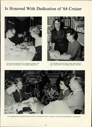 Page 13, 1964 Edition, Del Mar College - Cruiser Yearbook (Corpus Christi, TX) online yearbook collection