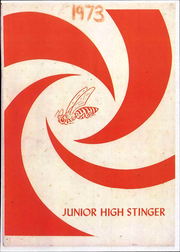1973 Edition, Rockwall Middle School - Stinger Yearbook (Rockwall, TX)