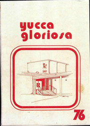 Page 1, 1976 Edition, Sweetwater High School - Yucca Gloriosa Yearbook (Sweetwater, TX) online yearbook collection