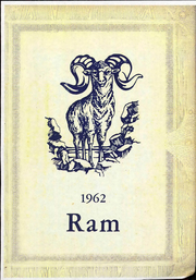 1962 Edition, Southwestern Christian College - Ram Yearbook (Terrell, TX)
