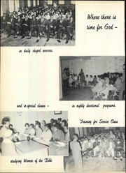 Page 10, 1962 Edition, Southwestern Christian College - Ram Yearbook (Terrell, TX) online yearbook collection