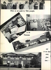 Page 12, 1962 Edition, Southwestern Christian College - Ram Yearbook (Terrell, TX) online yearbook collection