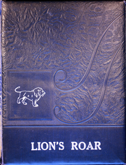 1954 Edition, Maydelle High School - Lions Roar Yearbook (Maydelle, TX)