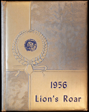 1956 Edition, Maydelle High School - Lions Roar Yearbook (Maydelle, TX)