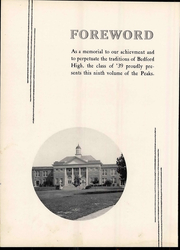 Page 10, 1939 Edition, Bedford High School - Peaks Yearbook (Bedford, VA) online yearbook collection