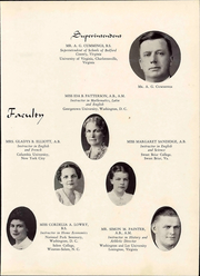 Page 13, 1939 Edition, Bedford High School - Peaks Yearbook (Bedford, VA) online yearbook collection