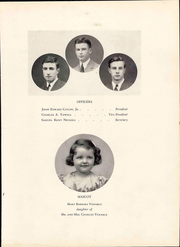Page 17, 1939 Edition, Bedford High School - Peaks Yearbook (Bedford, VA) online yearbook collection