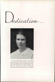 Page 13, 1940 Edition, Bedford High School - Peaks Yearbook (Bedford, VA) online yearbook collection