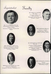 Page 14, 1940 Edition, Bedford High School - Peaks Yearbook (Bedford, VA) online yearbook collection