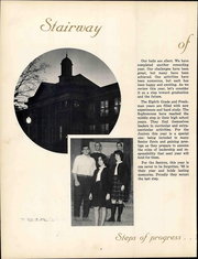 Page 10, 1963 Edition, Bedford High School - Peaks Yearbook (Bedford, VA) online yearbook collection