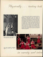 Page 16, 1963 Edition, Bedford High School - Peaks Yearbook (Bedford, VA) online yearbook collection