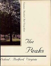 Page 9, 1963 Edition, Bedford High School - Peaks Yearbook (Bedford, VA) online yearbook collection
