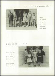 Page 10, 1943 Edition, Yancey High School - Tiger Yearbook (Yancey, TX) online yearbook collection