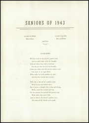 Page 4, 1943 Edition, Yancey High School - Tiger Yearbook (Yancey, TX) online yearbook collection