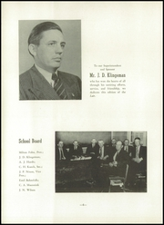 Page 6, 1943 Edition, Yancey High School - Tiger Yearbook (Yancey, TX) online yearbook collection
