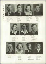 Page 8, 1943 Edition, Yancey High School - Tiger Yearbook (Yancey, TX) online yearbook collection