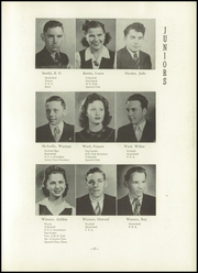 Page 9, 1943 Edition, Yancey High School - Tiger Yearbook (Yancey, TX) online yearbook collection