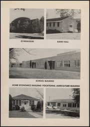 Page 12, 1957 Edition, Amherst High School - Growl Yearbook (Amherst, TX) online yearbook collection