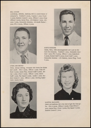 Page 17, 1957 Edition, Amherst High School - Growl Yearbook (Amherst, TX) online yearbook collection