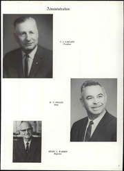Page 13, 1968 Edition, Texas Southmost College - Scorpio Yearbook (Brownsville, TX) online yearbook collection