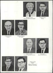 Page 15, 1968 Edition, Texas Southmost College - Scorpio Yearbook (Brownsville, TX) online yearbook collection
