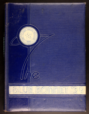 1939 Edition, University of Mary Hardin Baylor - Bluebonnet Yearbook (Belton, TX)