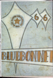 1966 Edition, University of Mary Hardin Baylor - Bluebonnet Yearbook (Belton, TX)