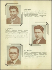 St Joseph Academy - Mesquite Yearbook (Brownsville, TX) online yearbook collection, 1953 Edition, Page 28
