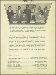Page 83, 1953 Edition, St Joseph Academy - Mesquite Yearbook (Brownsville, TX) online yearbook collection