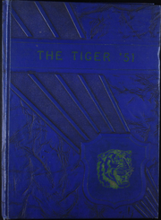 Page 1, 1951 Edition, Como High School - Tiger Yearbook (Como, TX) online yearbook collection