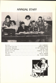 Page 15, 1951 Edition, Como High School - Tiger Yearbook (Como, TX) online yearbook collection