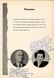 Page 15, 1952 Edition, Como High School - Tiger Yearbook (Como, TX) online yearbook collection