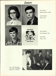 Page 13, 1966 Edition, Berean Christian School - Eagle Yearbook (Dallas, TX) online yearbook collection