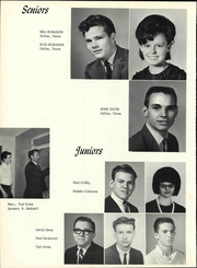 Page 14, 1966 Edition, Berean Christian School - Eagle Yearbook (Dallas, TX) online yearbook collection