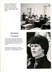Page 16, 1974 Edition, Dallas Christian School - Squire Yearbook (Mesquite, TX) online yearbook collection