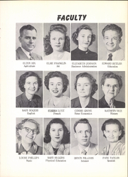 Page 17, 1950 Edition, Shelburne High School - Buccaneer Yearbook (Shelburne, TX) online yearbook collection