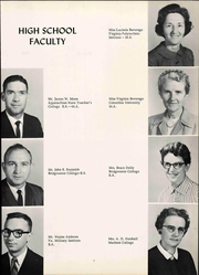 Page 13, 1962 Edition, Highland High School - Highlander Yearbook (Monterey, VA) online yearbook collection