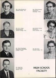 Page 14, 1962 Edition, Highland High School - Highlander Yearbook (Monterey, VA) online yearbook collection