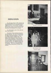 Page 10, 1963 Edition, Highland High School - Highlander Yearbook (Monterey, VA) online yearbook collection
