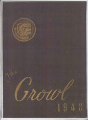 Page 1, 1948 Edition, Texas Lutheran University - Growl Yearbook (Seguin, TX) online yearbook collection