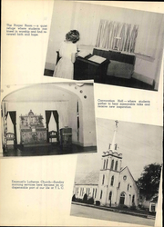 Page 12, 1948 Edition, Texas Lutheran University - Growl Yearbook (Seguin, TX) online yearbook collection