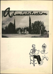 Texas Lutheran University - Growl Yearbook (Seguin, TX) online yearbook collection, 1948 Edition, Page 17